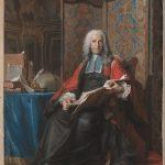 Maurice Quentin de La Tour: Portrait of Gabriel Bernard de Rieux