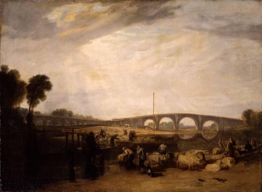 Walton Bridges: J.M.W. Turner