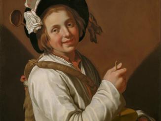 Abraham Bloemaert: Boy with Rumbling Pot
