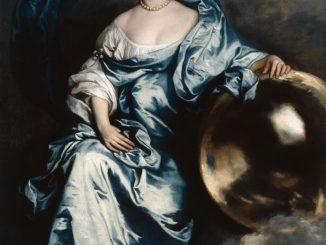 Anthony Van Dyck: Rachel de Ruvigny, Countess of Southampton