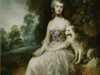 Thomas Gainsborough: Mrs. Mary Robinson