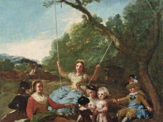 Francisco Goya: The Swing