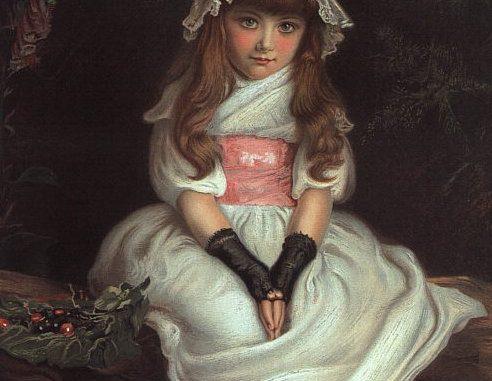 John Everett Millais: Cherry Ripe