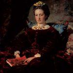 John Everett Millais: Portrait of Effie Gray