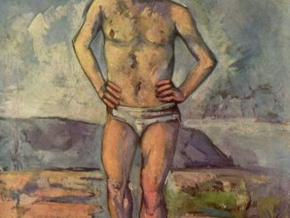 Paul Cézanne: The Bather
