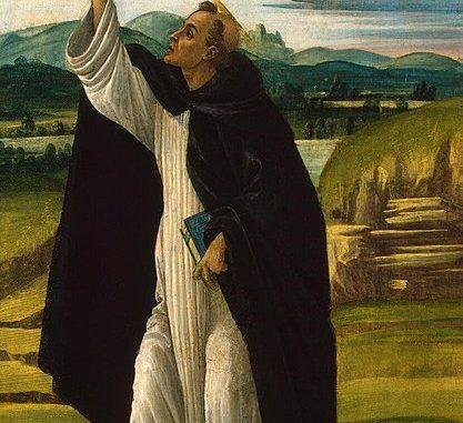 Sandro Botticelli: St. Dominic