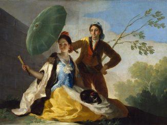 Francisco Goya: The Parasol