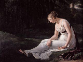 Constance Marie Charpentier: Melancholy