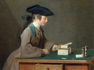 Jean-Siméon Chardin: The House of Cards