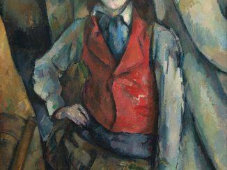Paul Cézanne: Boy in a Red Waistcoat