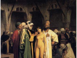Jean-Léon Gérôme: The Slave Market