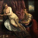 Tintoretto: Danae