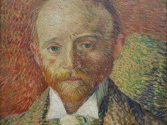 Vincent van Gogh: Portrait of the Art Dealer Alexander Reid