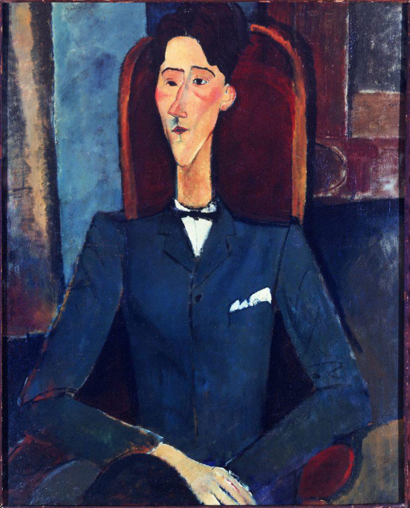Amedeo Modigliani: Jean Cocteau