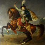 Antoine-Jean Gros: Equestrian Portrait of Prince Boris Yusupov