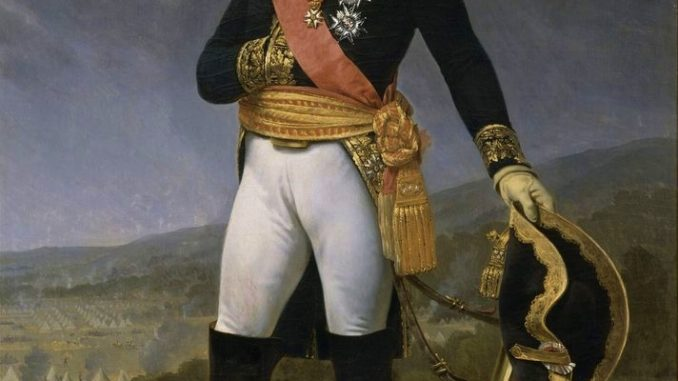 Antoine-Jean Gros: Portrait of General Claude Legrand