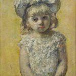 Mary Cassatt: Portrait de fillette