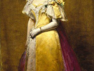 Carolus-Duran: Portrait of Emily Warren Roebling