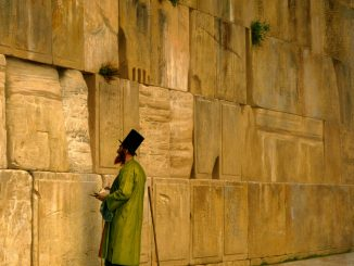 Jéan-Léon Gérôme: The Wailing Wall