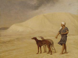 Jean-Léon Gérôme: On the Desert