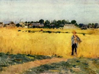 Berthe Morisot: Grain Field