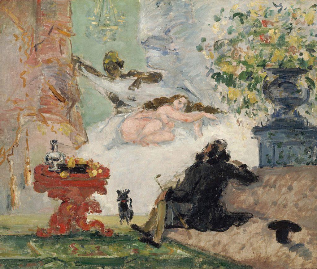 Paul Cézanne: A Modern Olympia