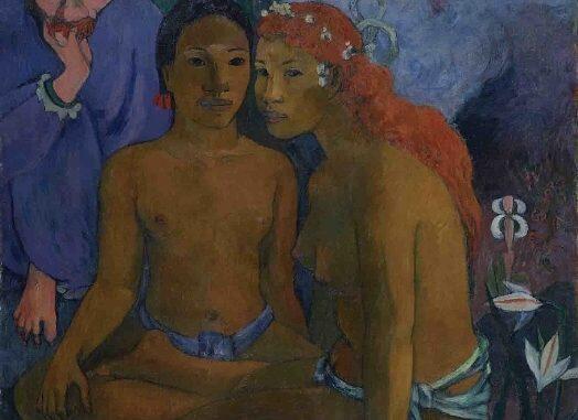 Paul Gauguin: Contes barbares (Primitive Tales)