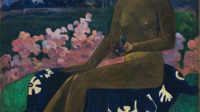 Paul Gauguin: Te aa no areois