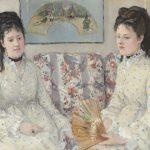 The Sisters: Berthe Morisot
