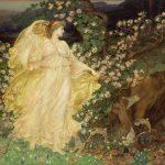 William Blake Richmond: Venus and Anchises
