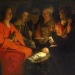 Georges de la Tour: The Adoration of the Shepherds