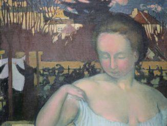 Maurice Denis: Portrait of Marthe