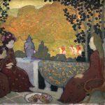 Maurice Denis: September Evening
