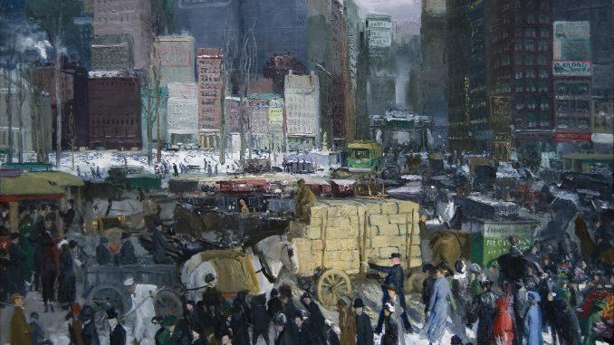 George Bellows: New York