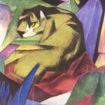 Franz Marc: The Tiger