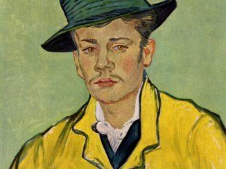 Vincent van Gogh: Portrait of Armand Roulin