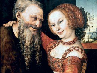 Lucas Cranach the Elder: An Ill-Matched Pair