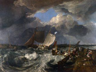 J.M.W. Turner: Calais Pier